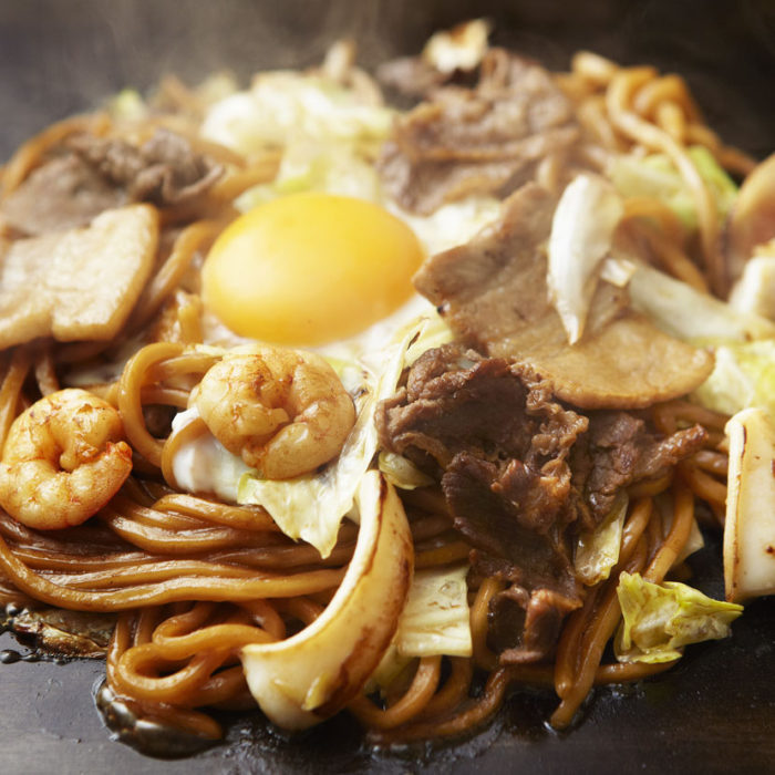 Chanpon (all-in) Yakisoba